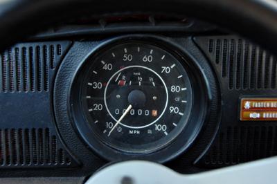 1973 VW Super Beetle Speedometer Wiring Diagram also VW Super Beetle Speedometer besides  on vw beetle sdometer wiring