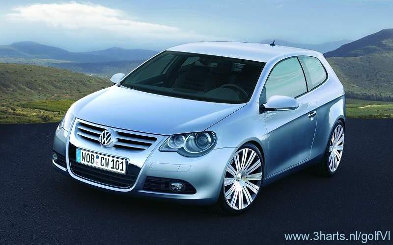 VW'S LATEST GOLF