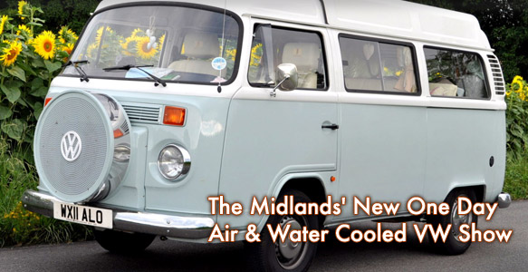 Win a weekend in a VW camper